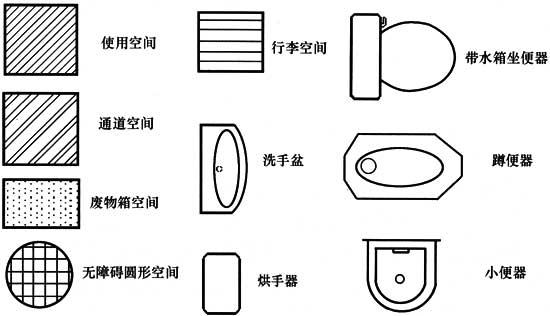 [转载]城市公共厕所设计标准 cjj 14-2016