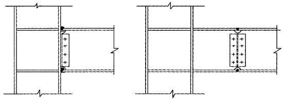 具体连接构造应符合国家现行标准《钢结构设计规范》gb 50017,《高层